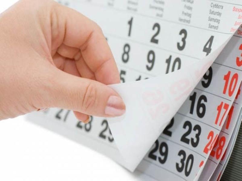 Весною в українців двічі будуть довгі вихідні – на 8 Березня та Великдень