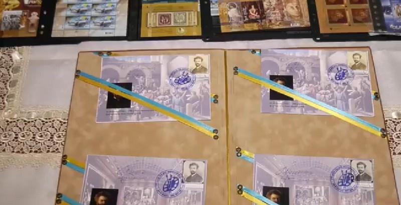 Мукачівця Міхая Мункачі зобразили на поштовій марці