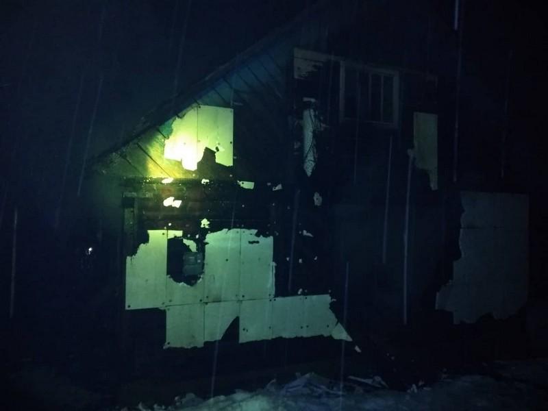 40-річний самотній чоловік загинув у власному будинку в селищі Дубове