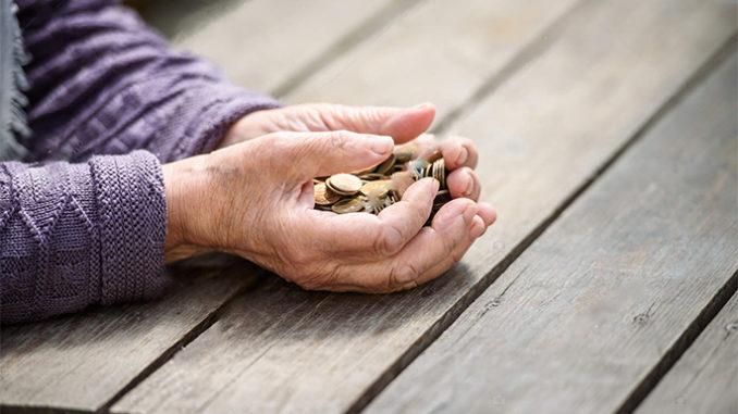 Підвищення пенсій громадянам, у яких достатній страховий стаж