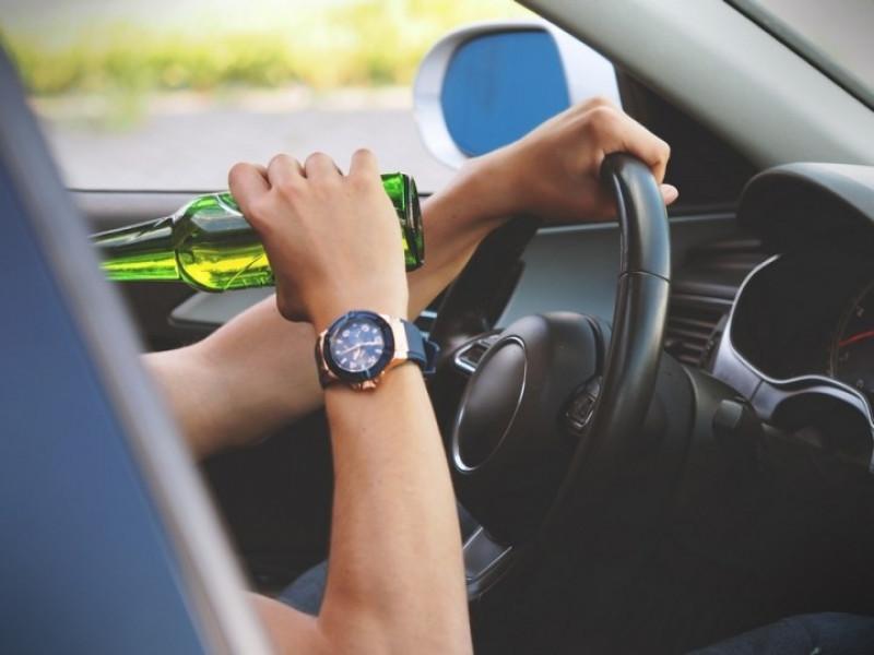 За добу патрульні області виявили 5-ох п'яних водіїв