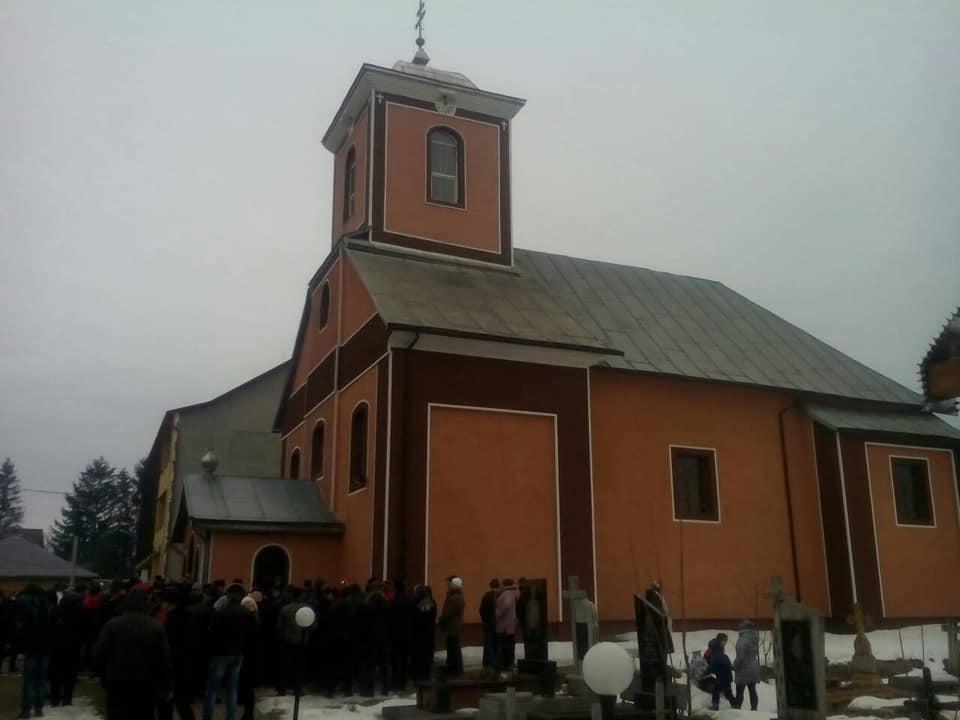 Ще одна парафія смт. Ясіня приєдналась до Православної Церкви України