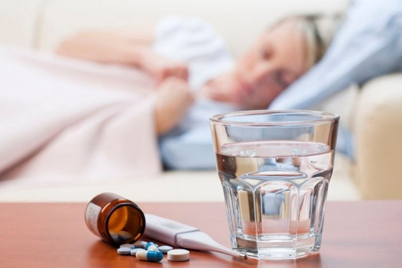 На Закарпатті за тиждень виявили грип А у 12 людей