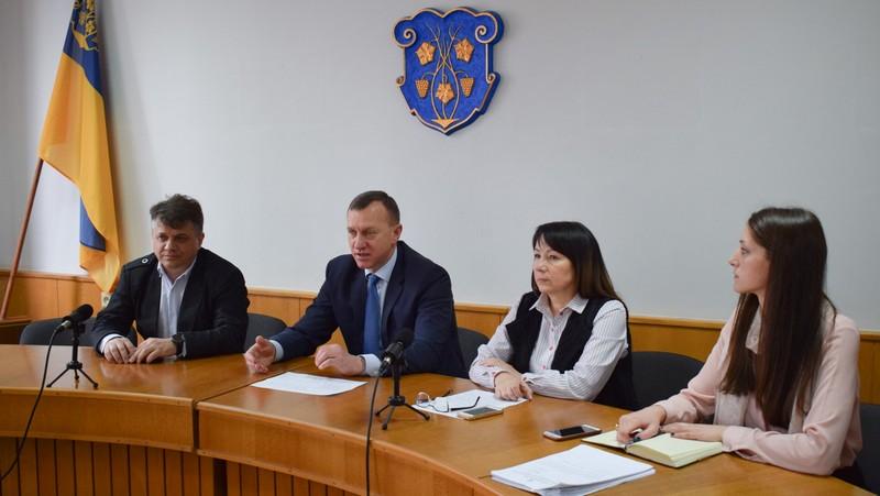 19 студентів УжНУ стажувалися в Ужгородській міськраді впродовж 2 місяців