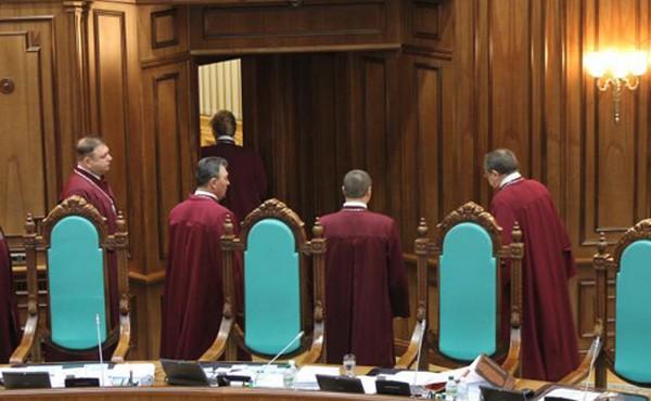 Суддя із Закарпаття Василь Лемак був проти скасування статті про незаконне збагачення