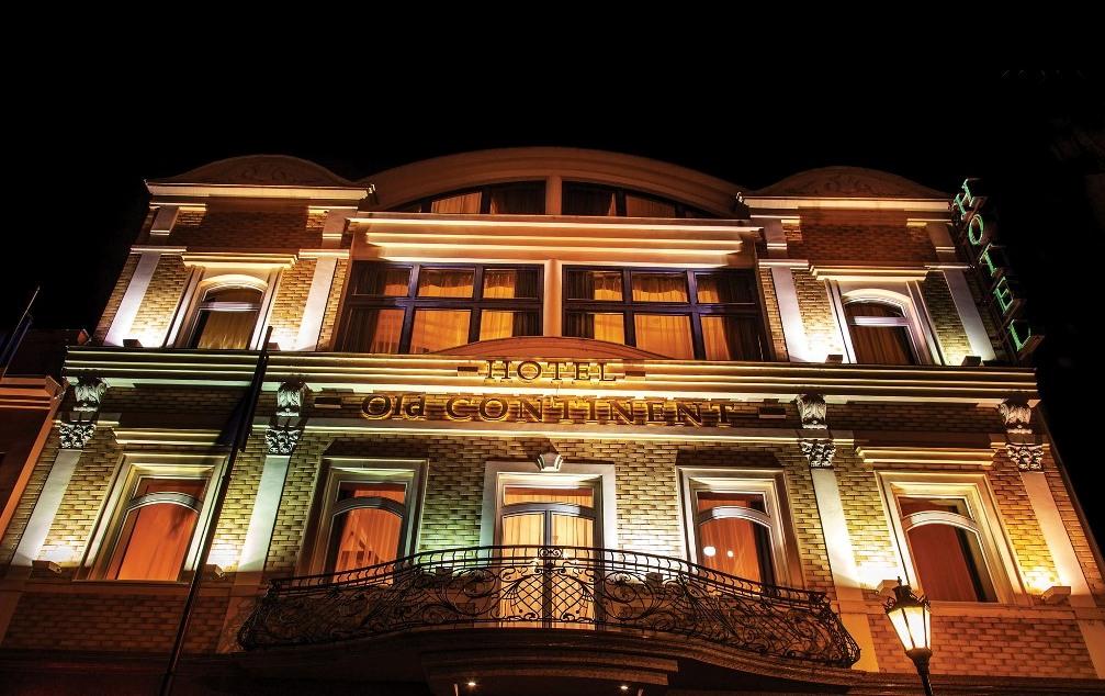 Ресторан Old CONTINENT в Ужгороді