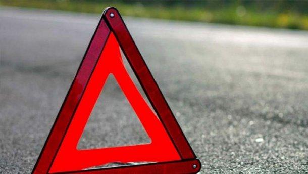 Масштабна аварія на трасі Київ-Чоп: зіткнулися два мікроавтобуси і рейсовий автобус