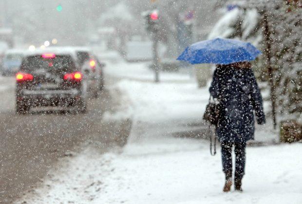 Закарпатців попереджають про мороз та сніг 3 березня
