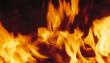В області сталася масштабна пожежа. Пошкоджено 10 дерев'яних опор зв'язку