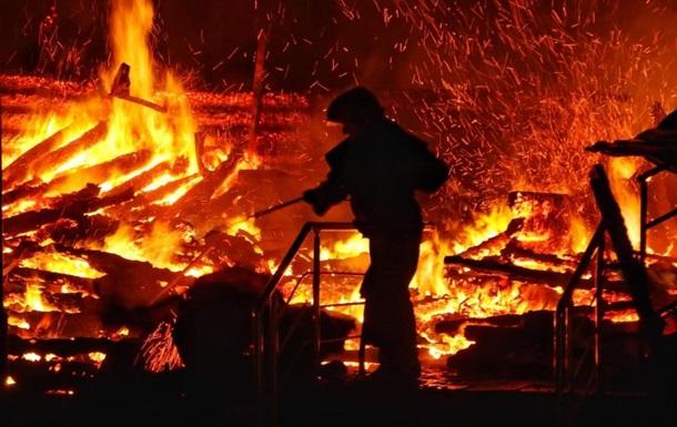 Вночі у селі Серне, що на Мукачівщині, загинув чоловік