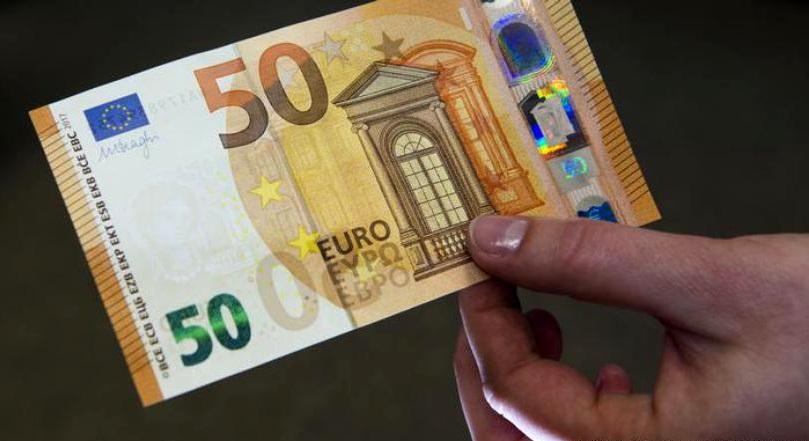 Курс євро в Україні у березні 2019 впав до рекордної позначки
