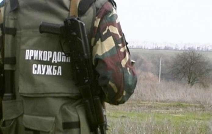 """На околицях Тячева прикордонники затримали двох """"водолазів"""""""