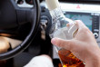 Чоловіка, якого неодноразово штрафували за керування в стані алкогольного сп'яніння, знов зупинили п'яним