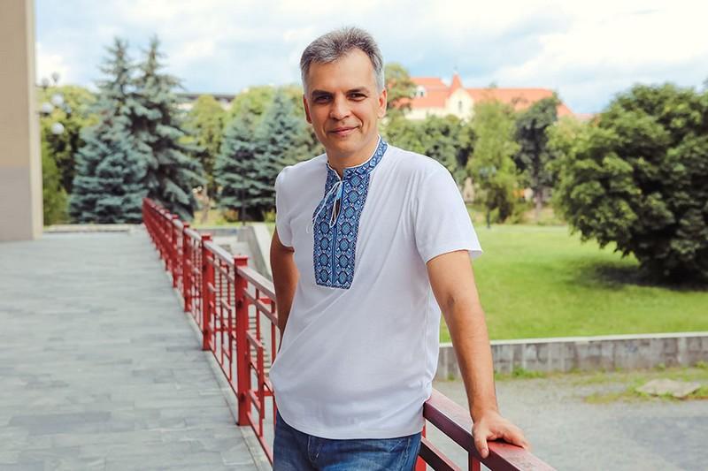 Письменник Олександр Гаврош презентував в Ужгороді новий роман Донос