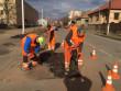 У Мукачеві почали робити ямковий ремонт доріг