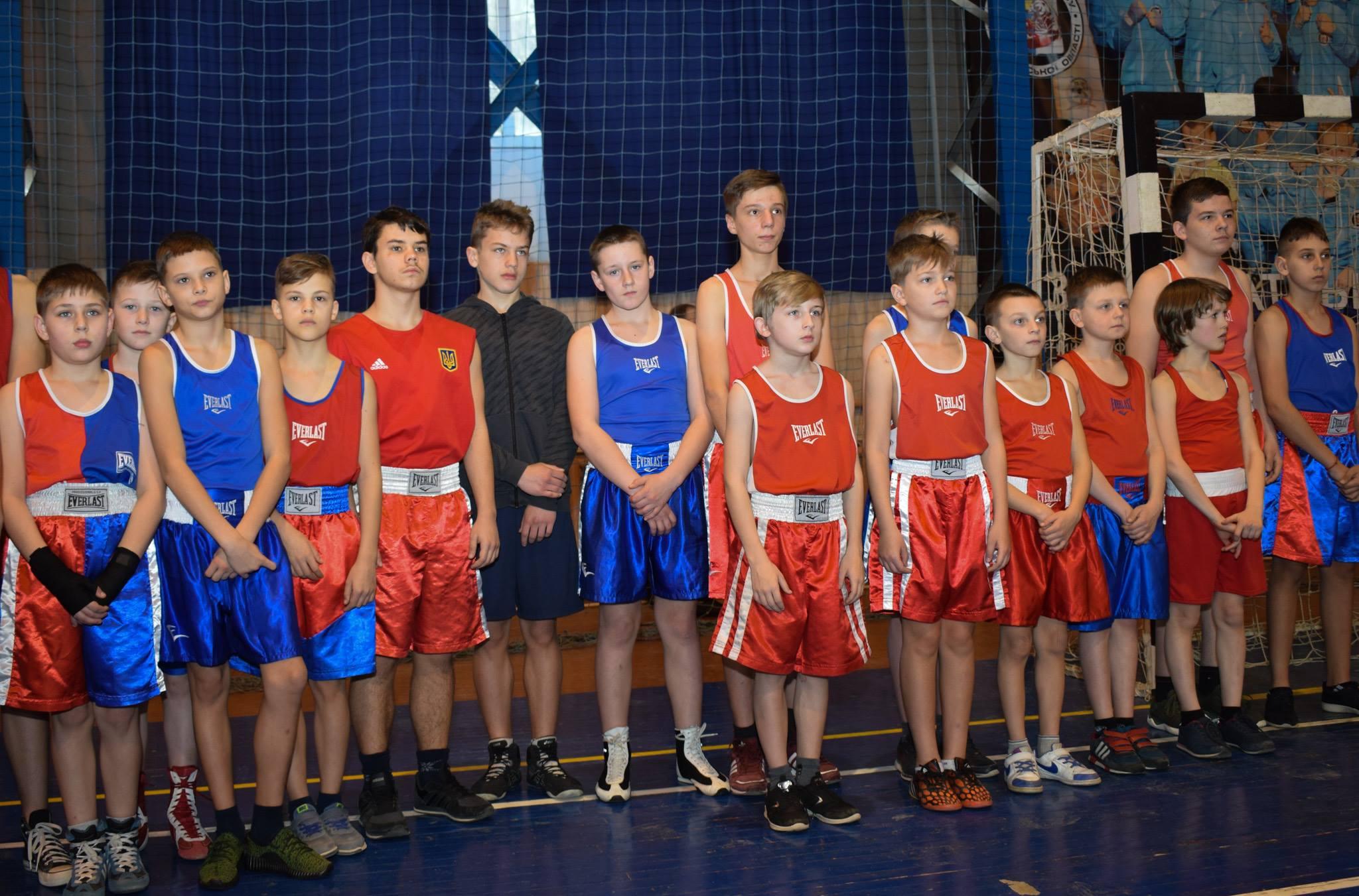 """В Ужгороді стартують змагання з боксу """"Ужгород челен """""""