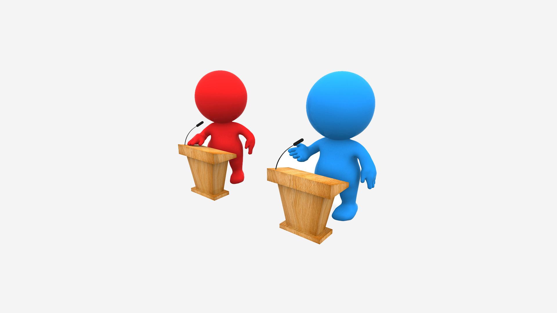 Як відбуваються передвиборчі дебати і ток-шоу на Суспільному