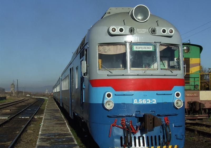 Закарпатців попереджають про тимчасові зміни у розкладі руху приміських поїздів 15-16 березня
