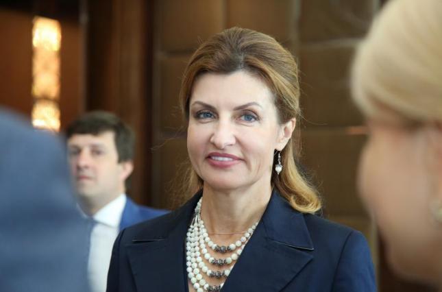 15 березня на Закарпаття приїде дружина Президента України Марина Порошенко. Вона відвідає Мукачево і Сваляву