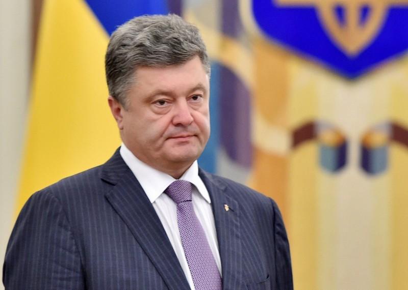 15 березня із Петром Порошенком на Закарпатті стався неприємний інцидент