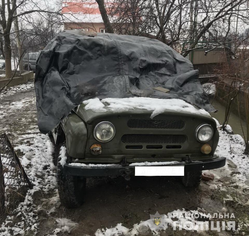 У селі Нересниця Тячівського району сталась ДТП