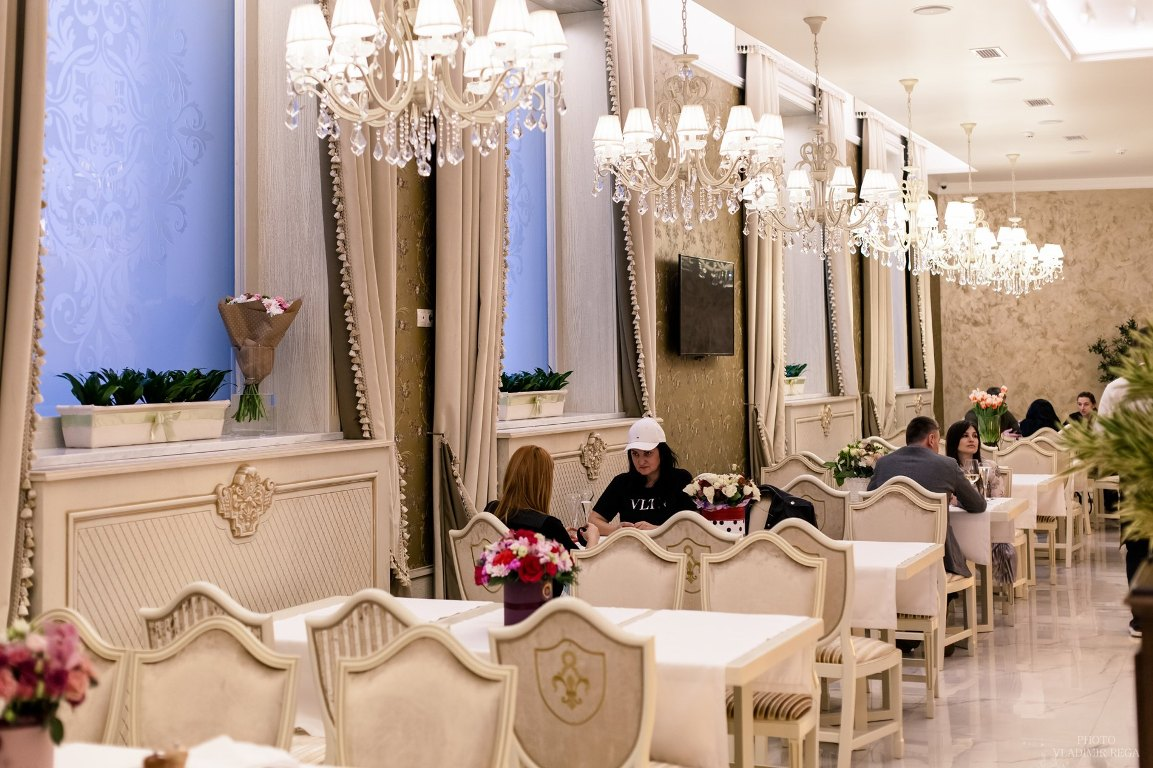 Ресторан Villa Del Re Italia у Мукачеві