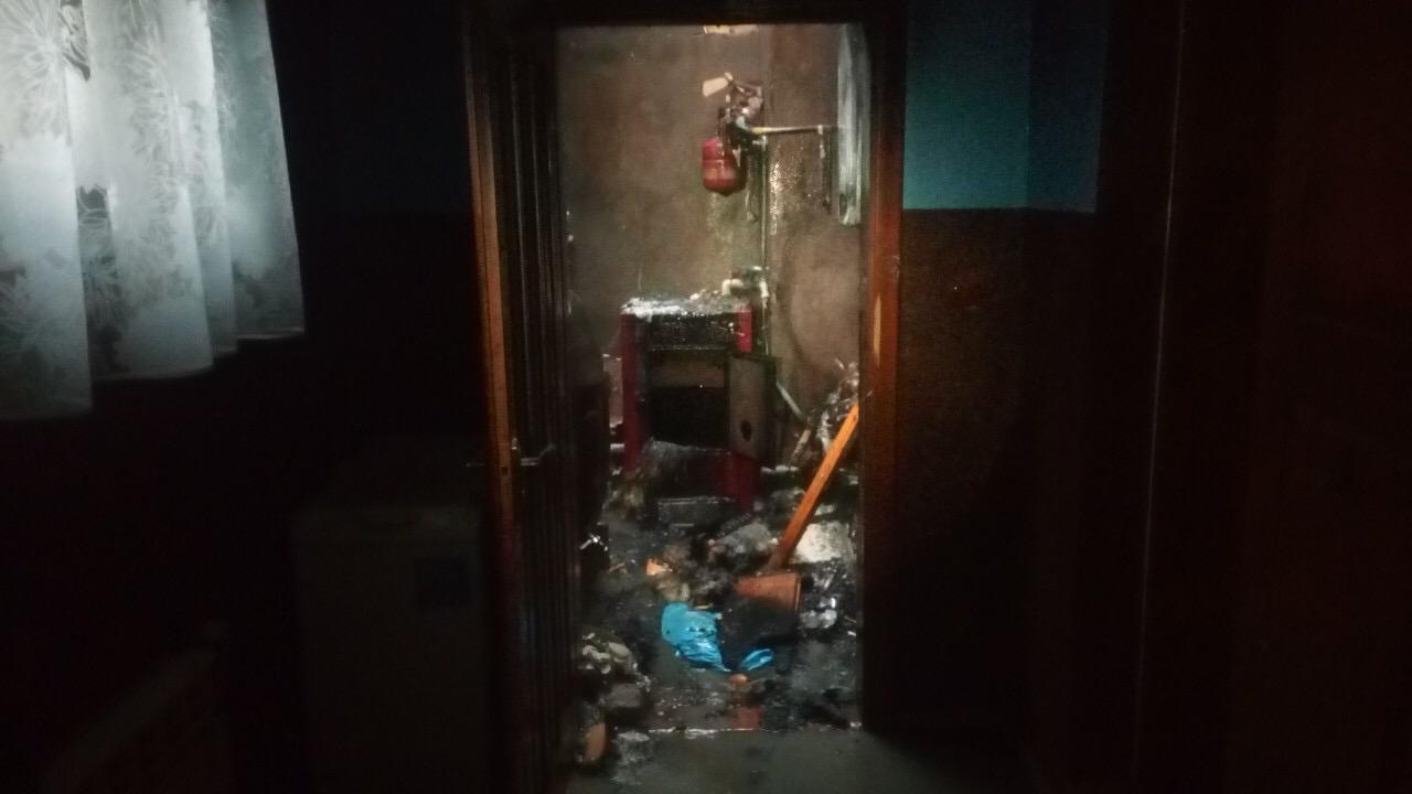 Впродовж вихідних на Закарпатті горіли два житлові будинки
