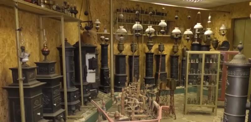 Ужгородець вразив усе Закарпаття своєю унікальною колекцією чавунних виробів