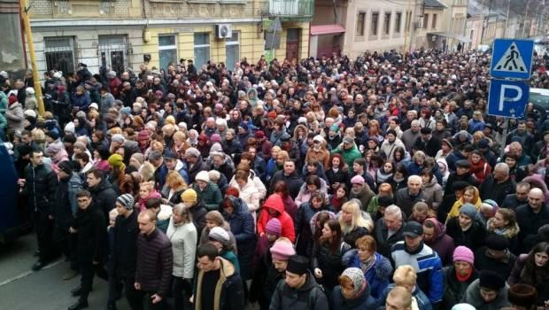 24 березня вулицями Ужгорода пройде Хресна хода