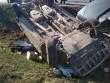 У мережі показали, як у Ракошині очевидці аварії витягували людей із понівеченого авто