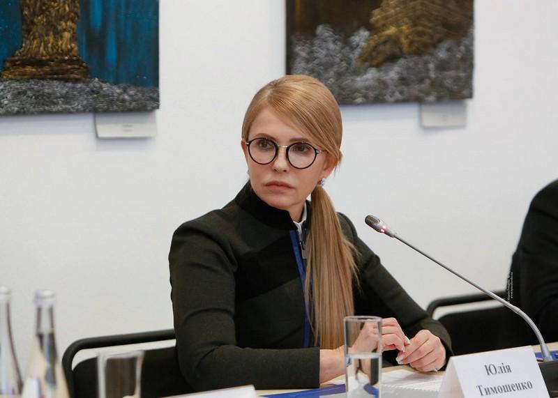 Закарпаття 26 березня відвідає лідер партії Батьківщина Юлія Тимошенко