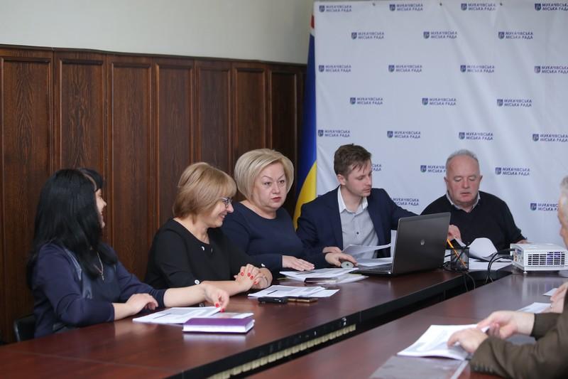 Директором Мукачівської ЦРЛ стала Гарсеванішвілі Наталія