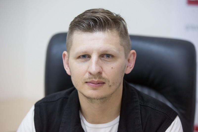 Відомий український музикант Сергій Мартинюк презентував в Ужгороді свою книгу