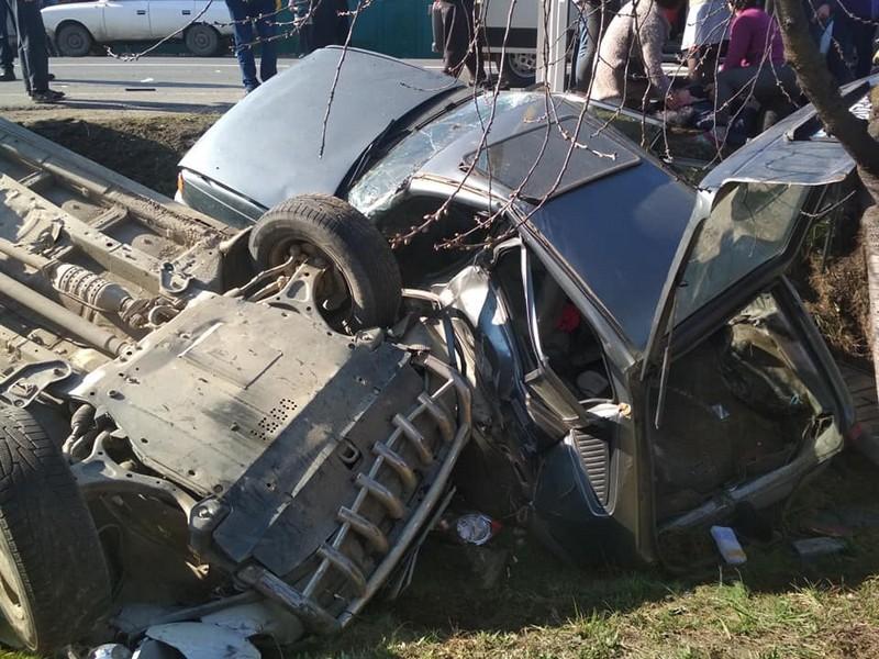 """Аварія у Ракошині: водій """"Опеля"""", який найбільше постраждав у ДТП, вийшов із коми"""