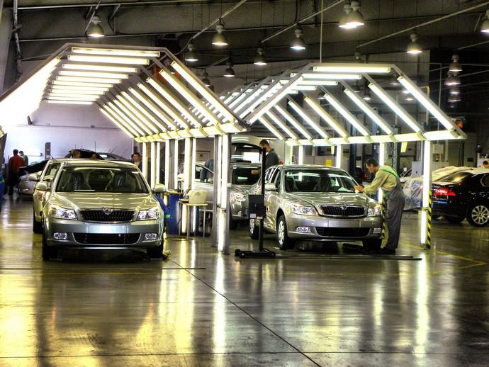 """Компанія """"Єврокар"""" повідомила, що Skoda Auto відмовилася від будівництва нового заводу в Україні"""