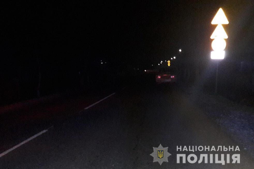 """У Підвиноградові водій легковика збив велосипедистку: у районі оголосили план """"Перехоплення"""""""