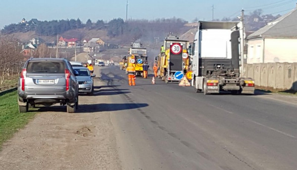 Дорогу з Мукачева до Хуста капітально відремонтують