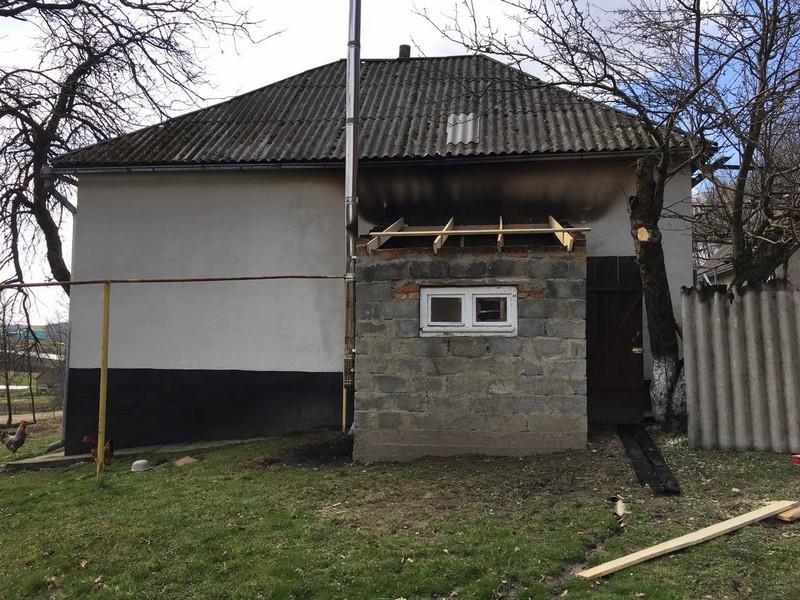 За добу на Закарпатті горіли два житлові будинки