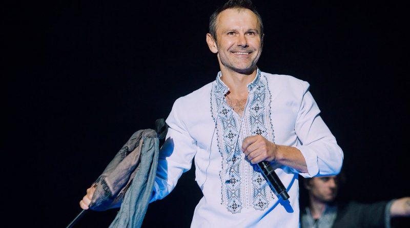 Лідер гурту Океан Ельзи Святослав Вакарчук напередодні виборів звернувся до українців
