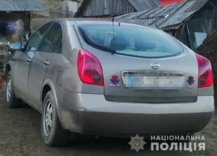 В селі Тишів Воловецького району п'яний водій скоїв ДТП