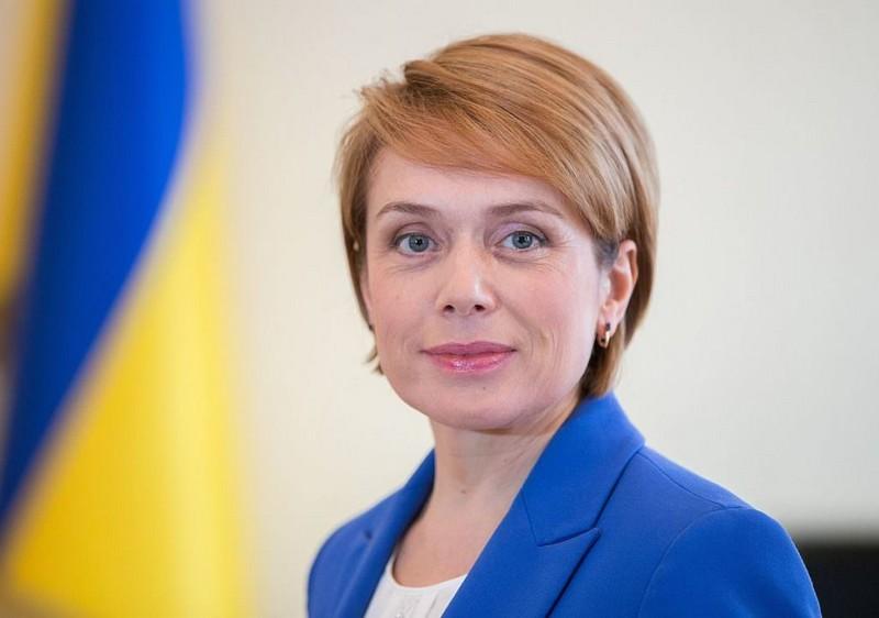 Лілія Гриневич 28 березня зустрілася із закарпатськими школярами