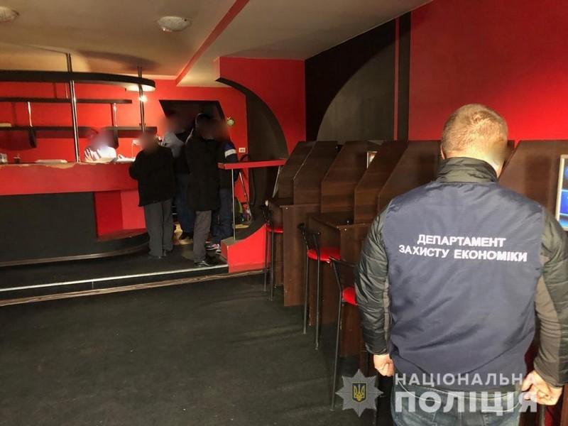 У Закарпатській області викрили злочинну групу, яка 4 роки надавала послуги у сфері грального бізнесу