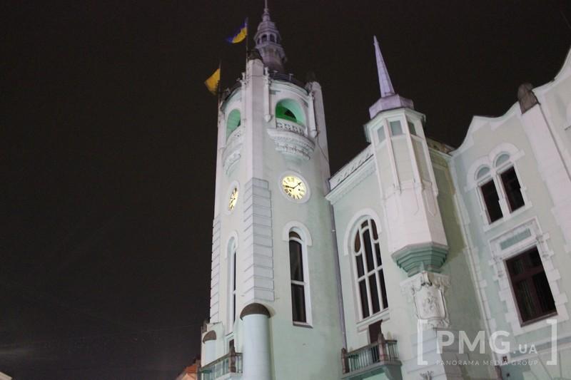 30 березня мукачівців запрошують у центр міста на урочисте переведення головного годинника на літній час