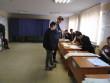 В Ужгороді студенти не поспішають на голосування