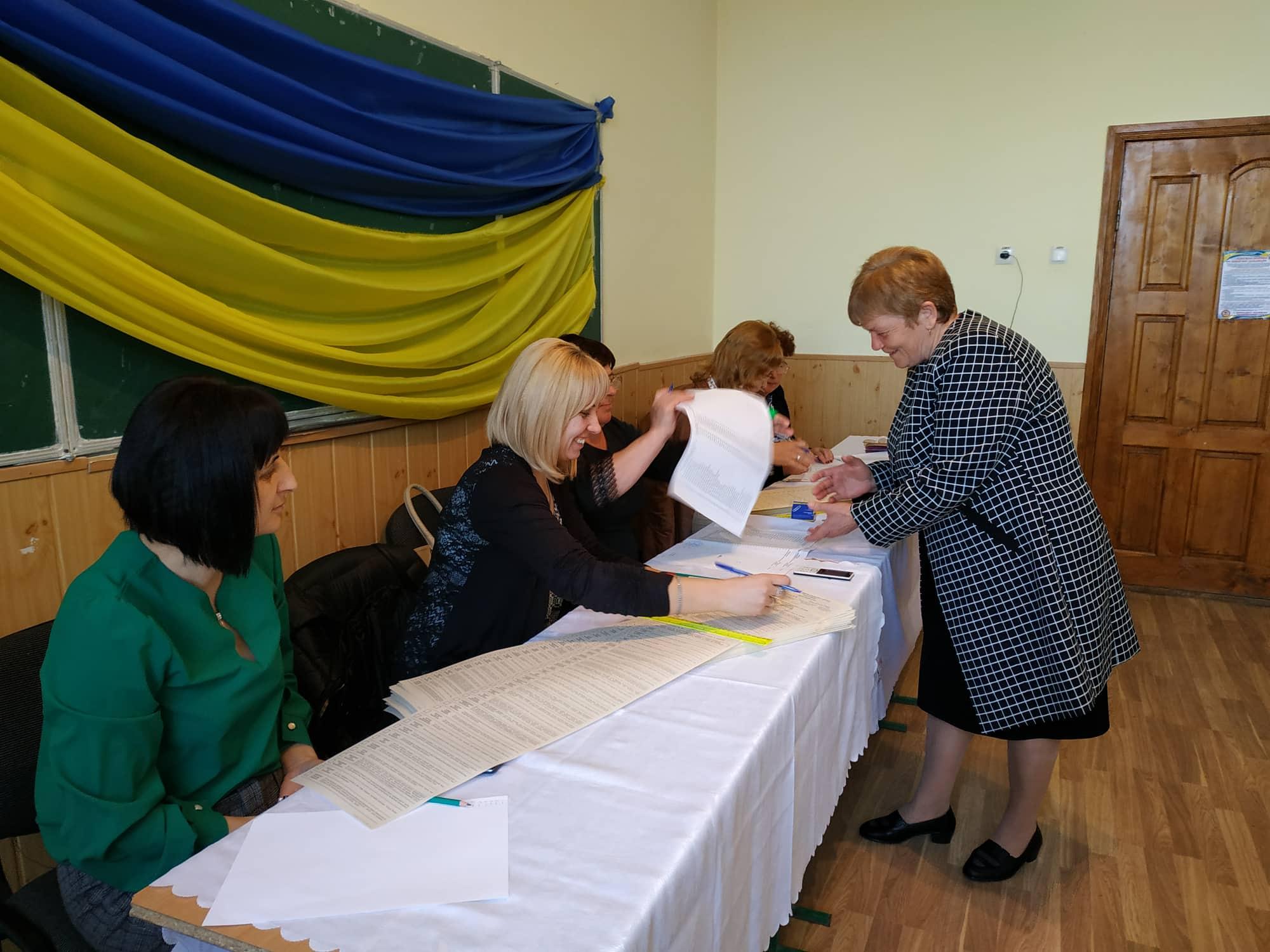 Вибори президента України у селі Брестів на Мукачівщині: як проходить голосування