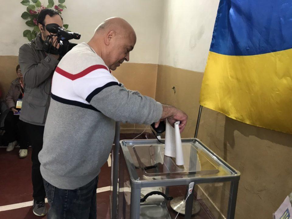 """Москаль: """"Українцям варто було зробити два дні тиші, щоб вони трішки відійшли від політичних баталій і зробили обдуманий вибір…"""""""