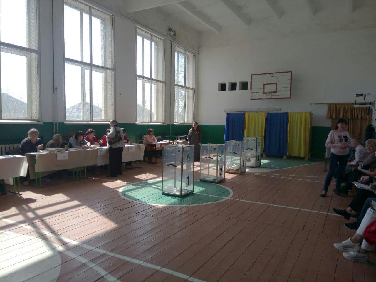 Як відбувається голосування у селі Ракошино на Мукачівщині