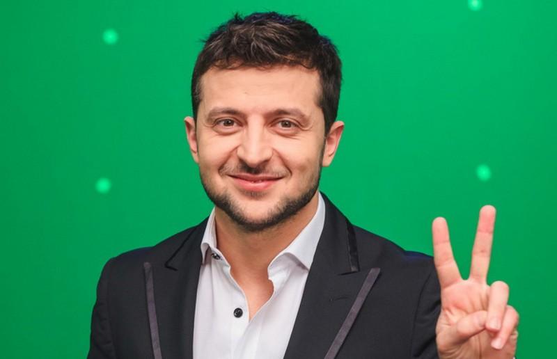 Володимир Зеленський із командою емоційно відреагували на результати екзит-полів