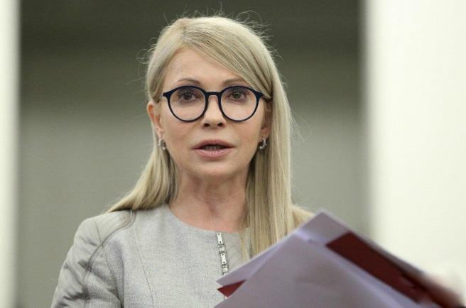 Після оприлюднення перших результатів, Юлія Тимошенко зробила гучну заяву