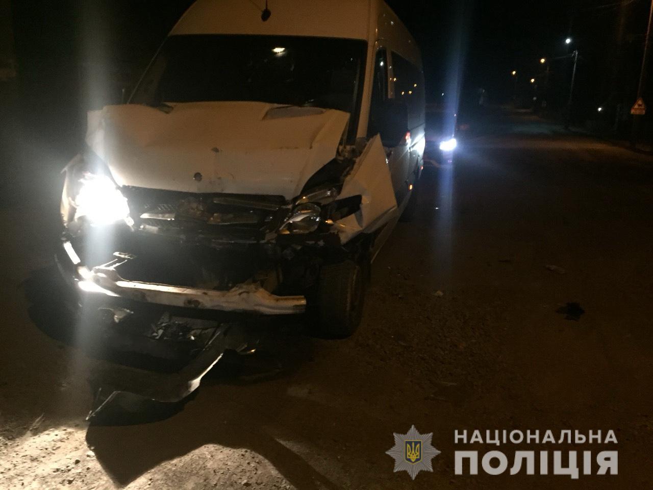 Поліція з'ясовує обставини ДТП на Тячівщині, за участі голови дільничної комісії